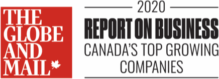 The Globe and Mail – Canada's Top Growing Companies